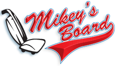 Mikey's Board for Carpet Cleaners